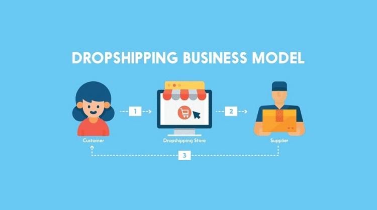 apa itu dropshipper
