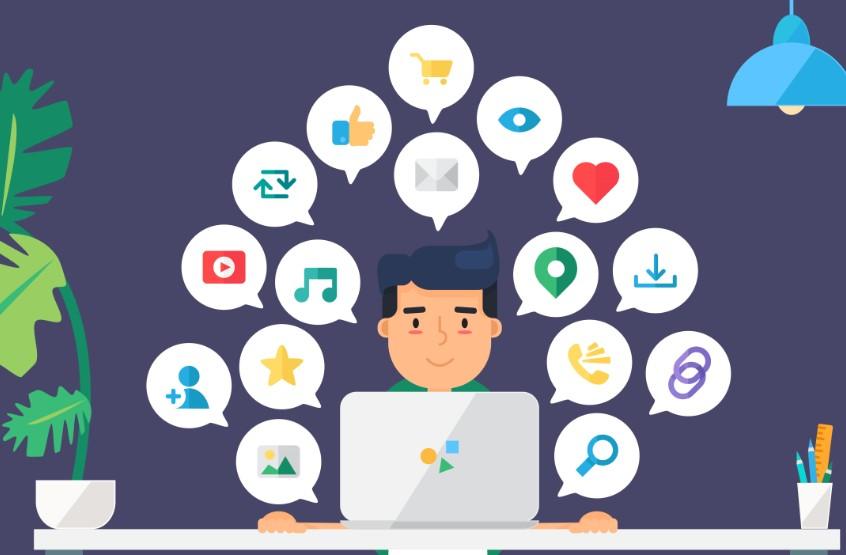 Apa Yang Dimaksud Media Sosial dan 7 Fiturnya Secara Umum