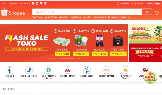 5 Cara Menjual Barang di Shopee Agar Laku Keras dan Populer