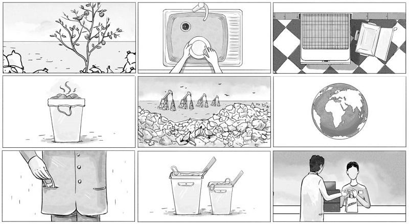 Langkah Mudah Cara Membuat Storyboard Dengan Cepat