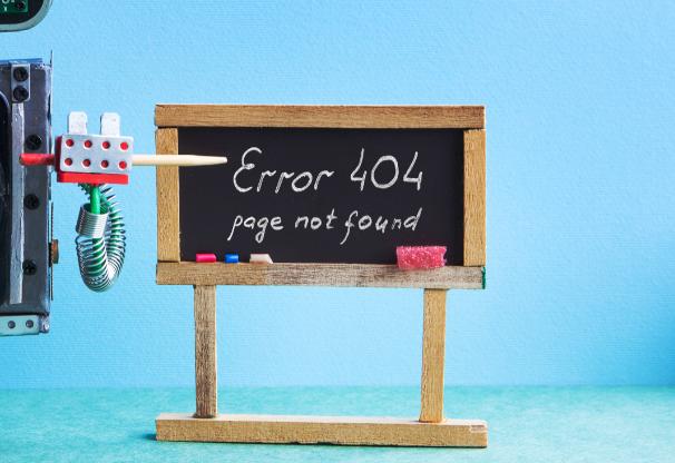 cara mengatasi 404 not found