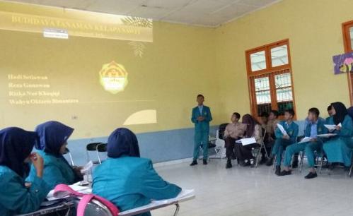 presentasi laporan pkl