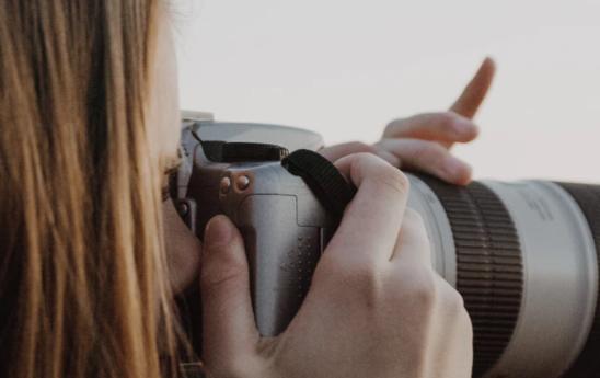 fotografer perempuan